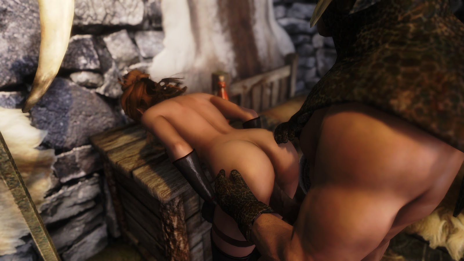 Skyrim adult mods nude pornos galleries
