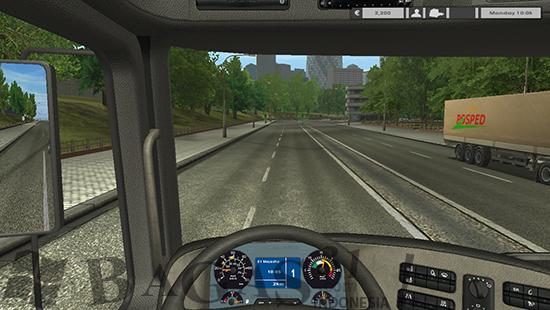 Euro Truck Simulator Full Crack 2