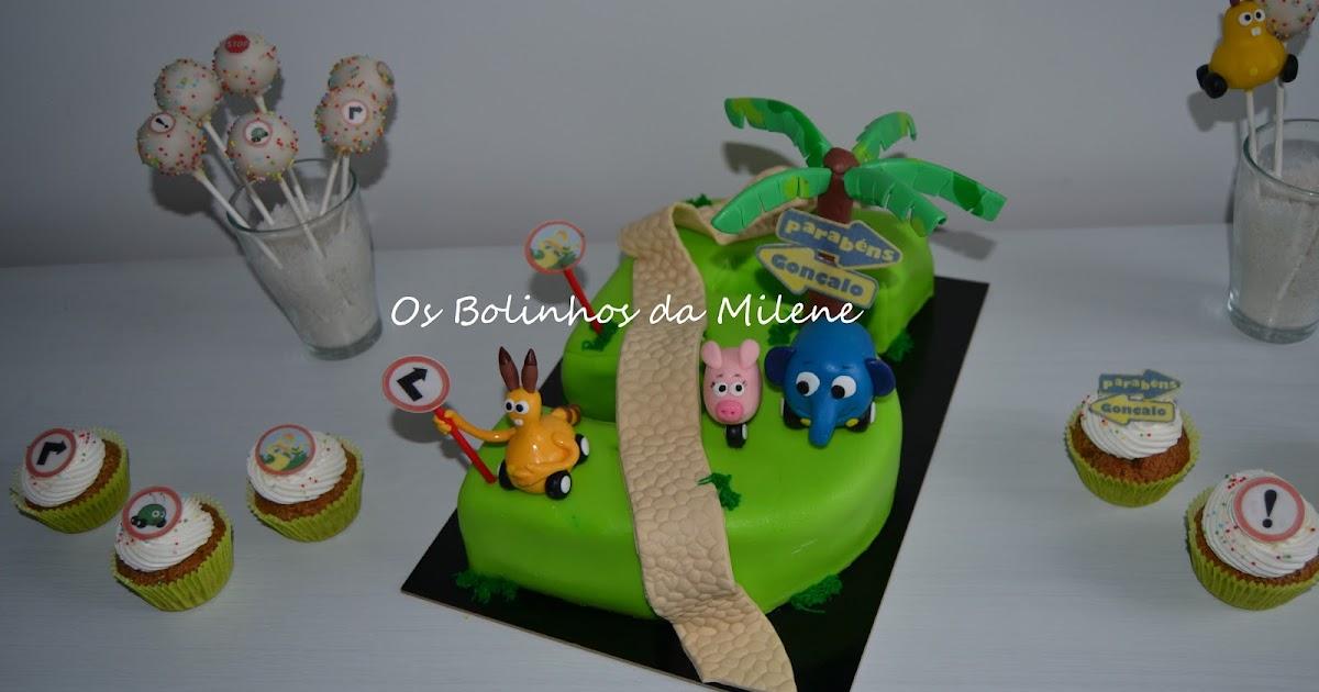 Cake Design Lisboa Encomendas : Cake Pops Portugal : . . Os Bolinhos da Milene: Festa ...