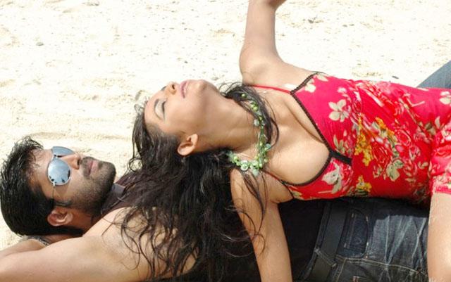 South Indian Actress Romance