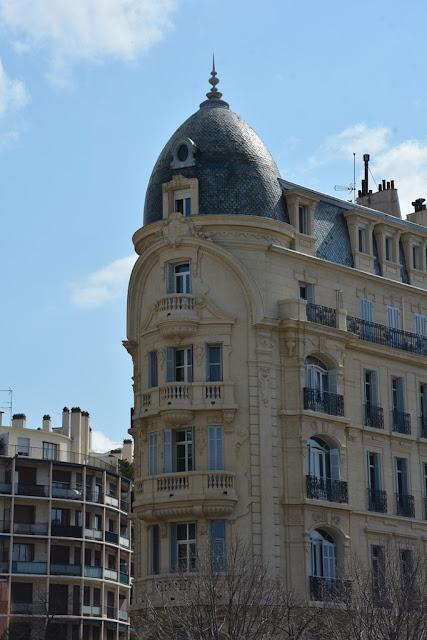Marseille dome