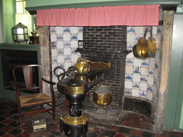 cucina di una begina