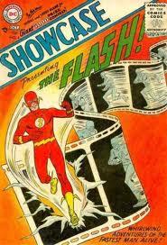 Showcase #4 comic cover image