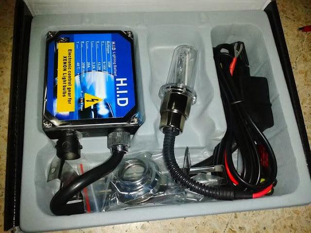 Cara Termudah Memasang Lampu HID Pada Motor Agar Aman Dan Awet
