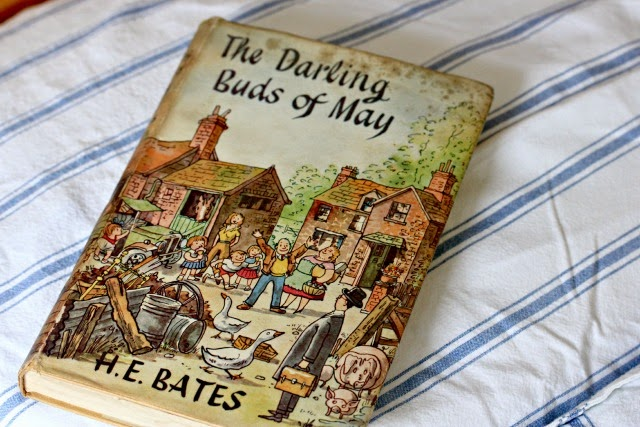 Vintage copy of The Darling Buds of May by H.E Bates