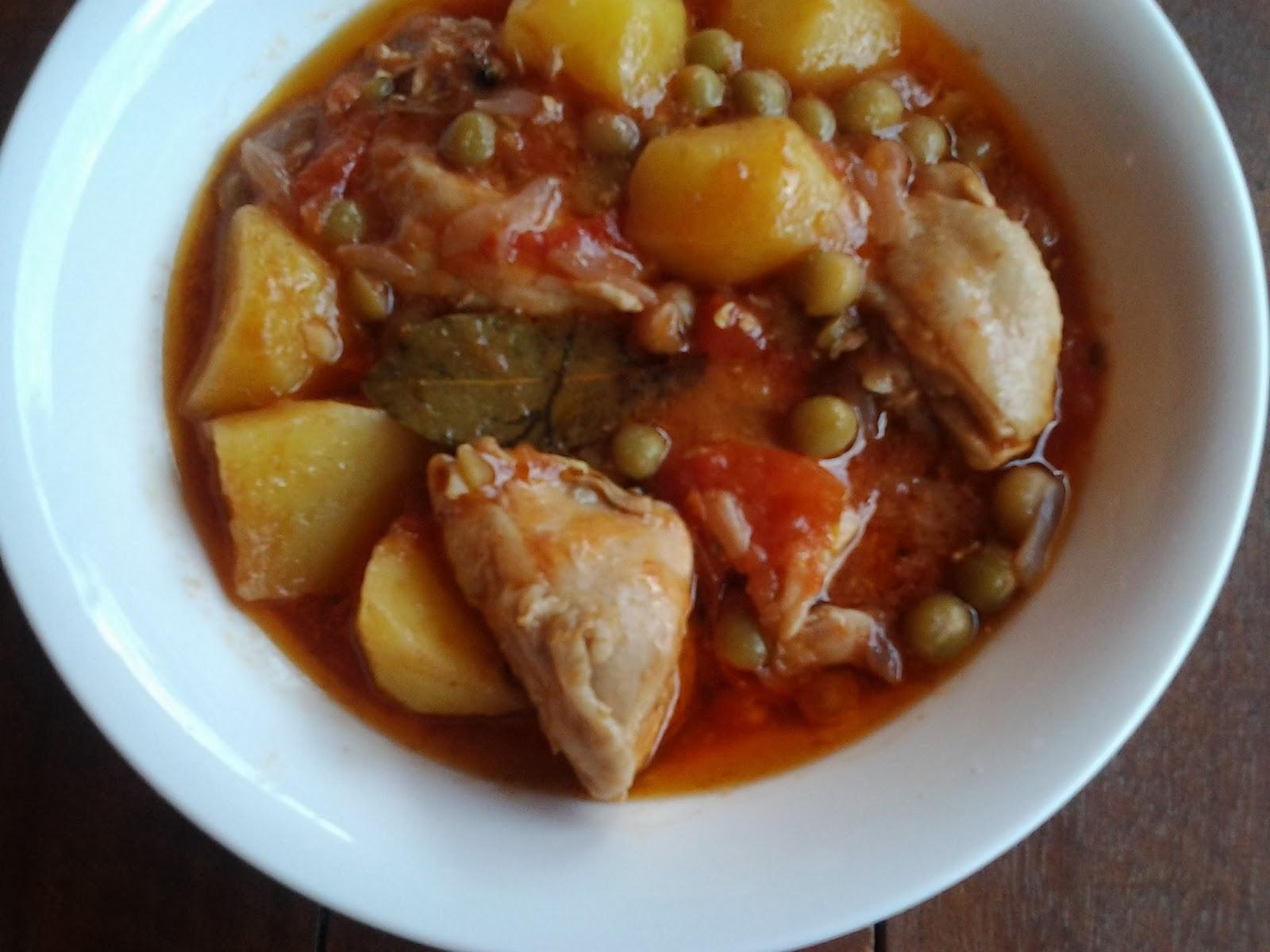 Kinamatisang manok panlasang pinoy for Fish recipe panlasang pinoy