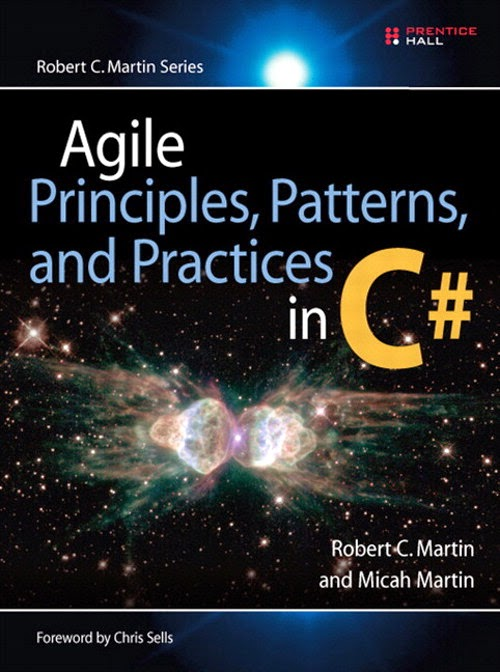 Agile Principles, Patterns, and Practices in C# front cover