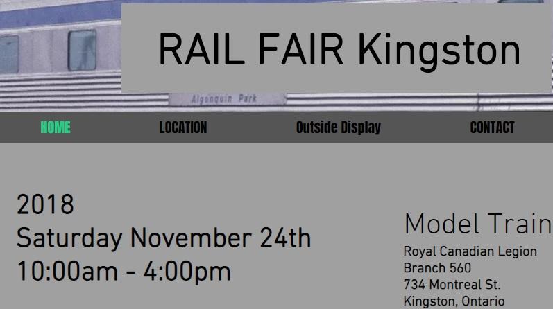 New Train Show!
