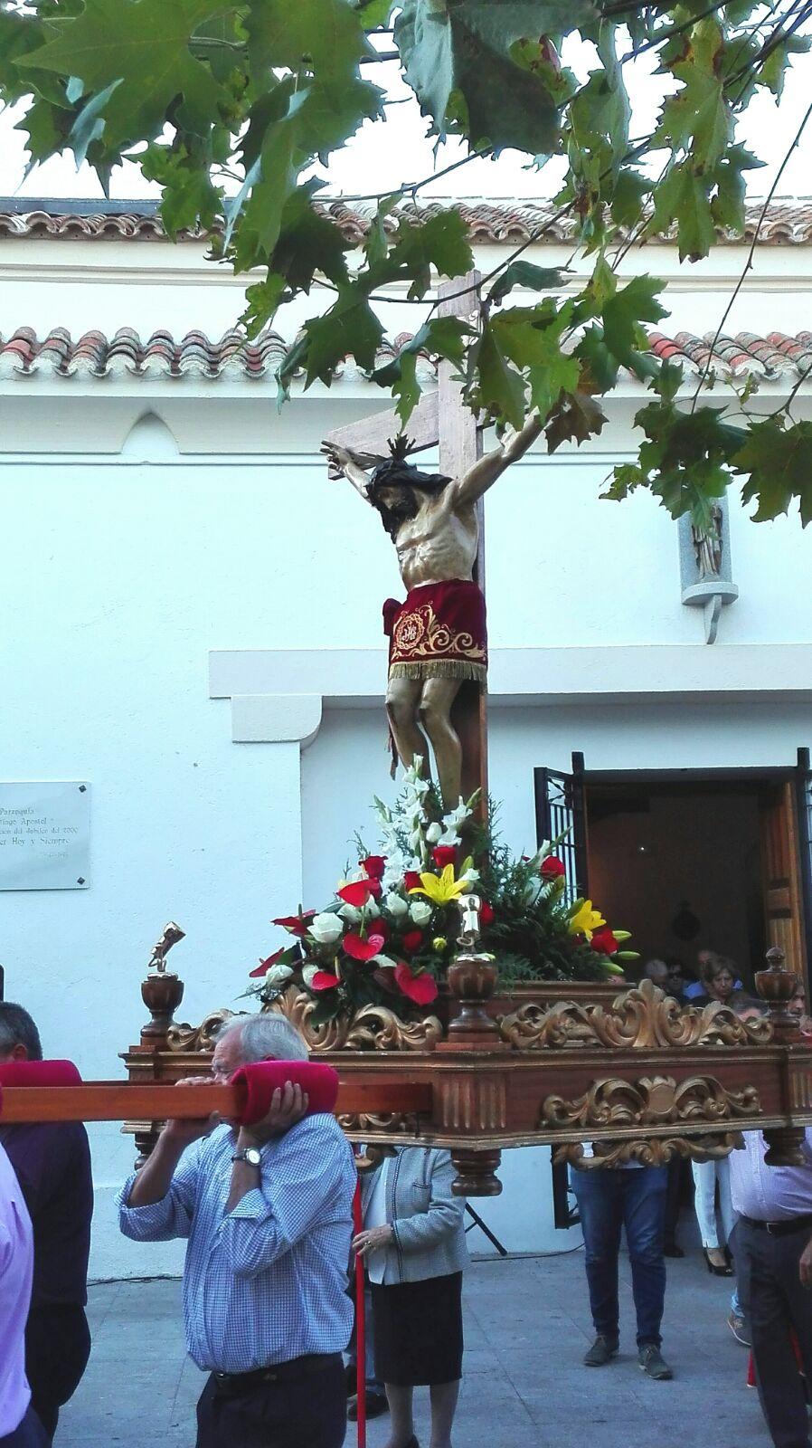 Parroquia de sevilla la nueva sant simo cristo del consuelo - El tiempo en sevilla la nueva ...
