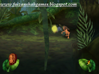 Disney tarzan game free download