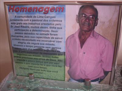 16ª FESTA DO IDOSO EM LIMA CAMPOS - CE
