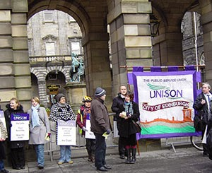 UNISON has 'grave concerns' over Edinburgh budget cuts