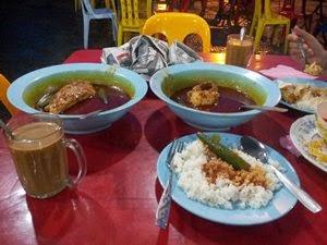 """Kedai Asam Pedas Power """"ORI"""" Melaka"""