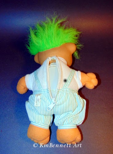 Troll doll photo 02