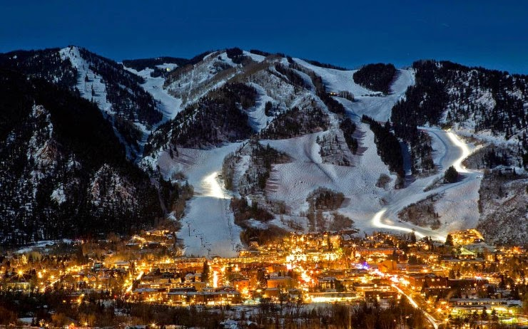 Get ready for the winter season in aspen usa snow for Best places to visit in winter in usa