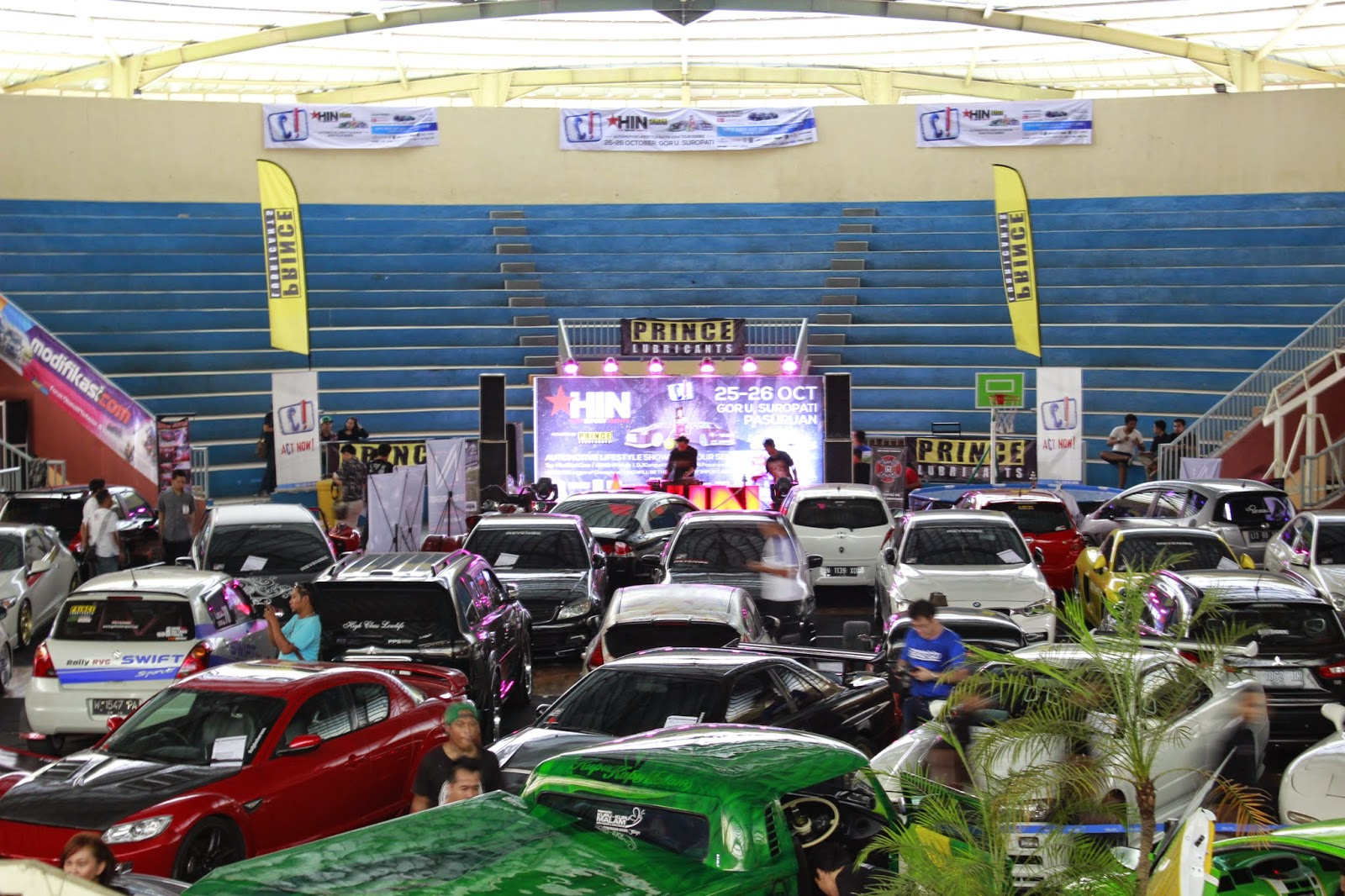 Hot Import Night (HIN) Pasuruan