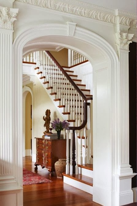 Jamie Foyers Traditional : Splendid sass the foyer first impression