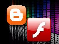 Blogger flash