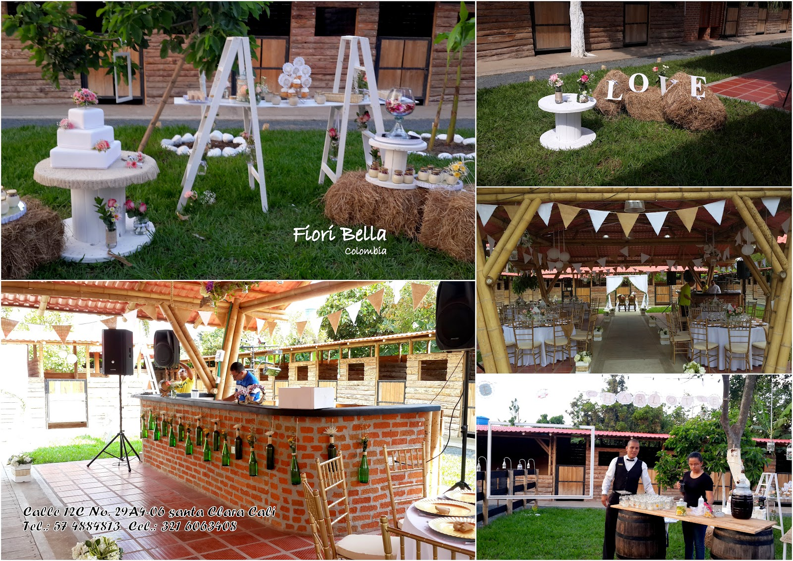 Bodas estilo vintage en salon for Decoracion salon vintage