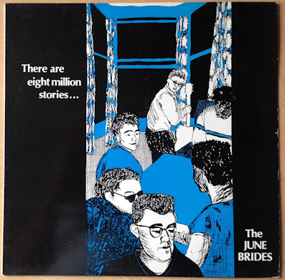 The June Brides - There Are Eight Million Stories