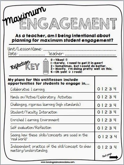 http://www.teacherspayteachers.com/Product/Maximum-Engagement-A-Teachers-Planning-Form-for-Ensuring-Student-Engagement-1353566