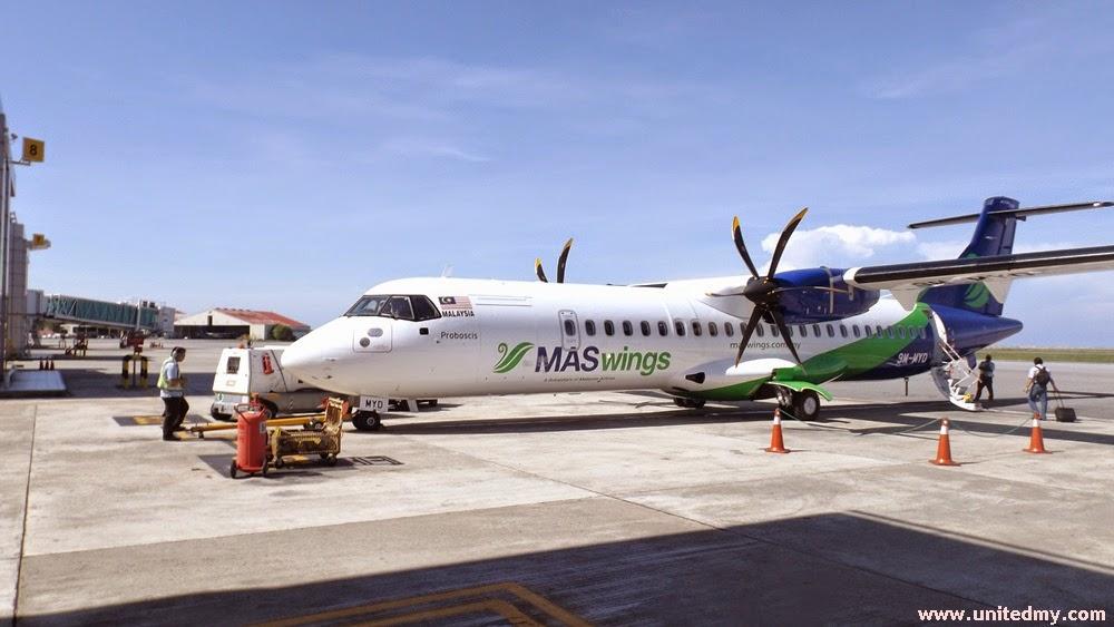 Maswings plane