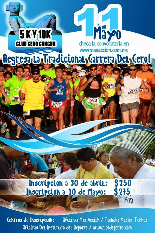 Carrera Club cero 5 y 10 k