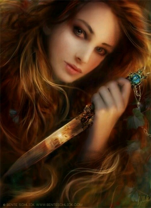 Beauty Warrior Elven