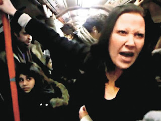 倫敦地鐵阿姐