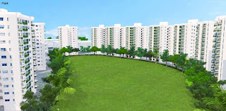 Godrej Garden City SG Highway Ahmedabad - Elevation