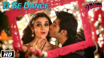 D Se Dance - Humpty Sharma Ki Dulhania (2014) HD Music Video Watch Online
