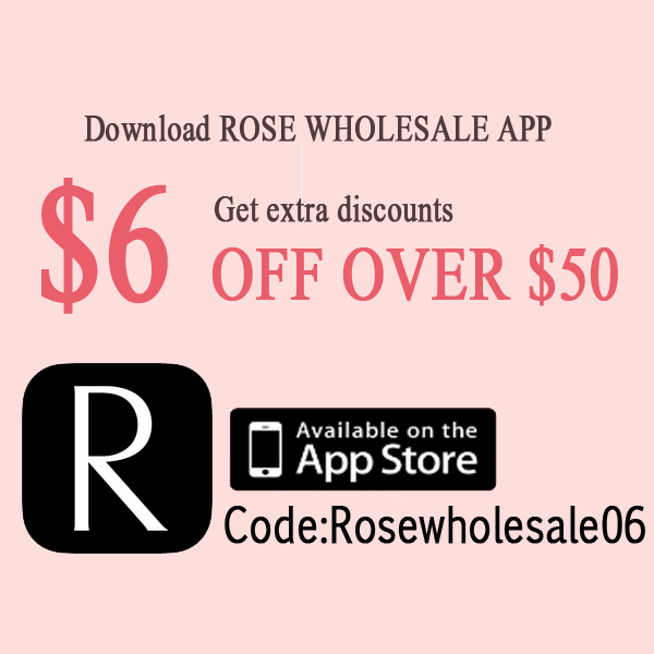 ROSE WHOLESALE APP