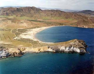 Una increíble e imperdible playa Española