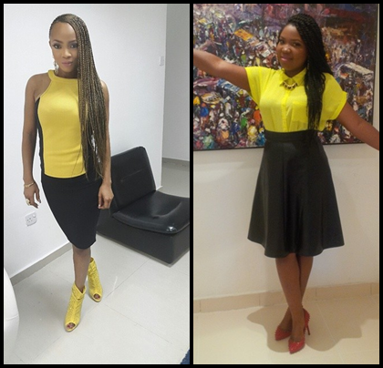 Who Wore it Better? Toke Makinwa or Sasha
