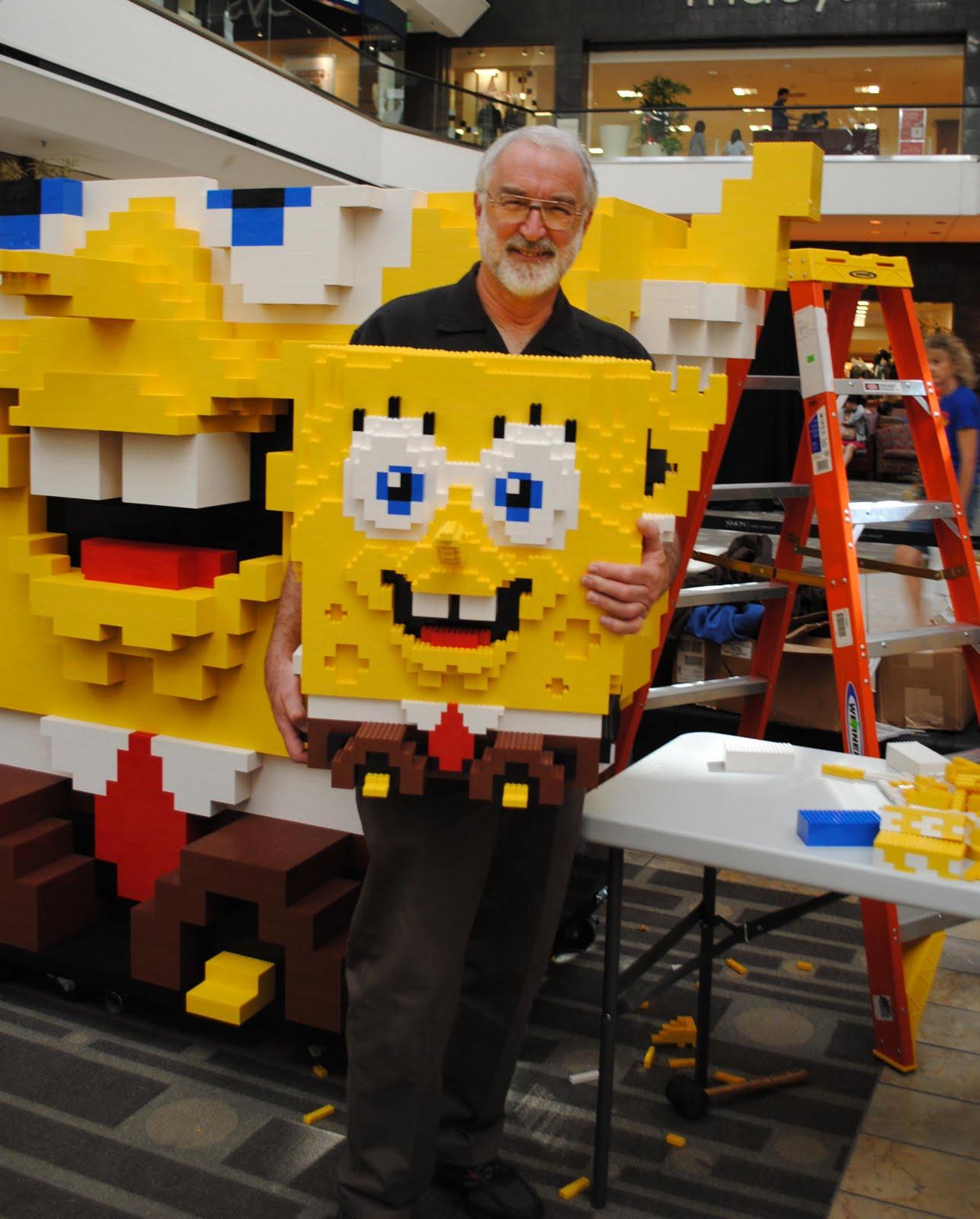 Master Builder Spongbob