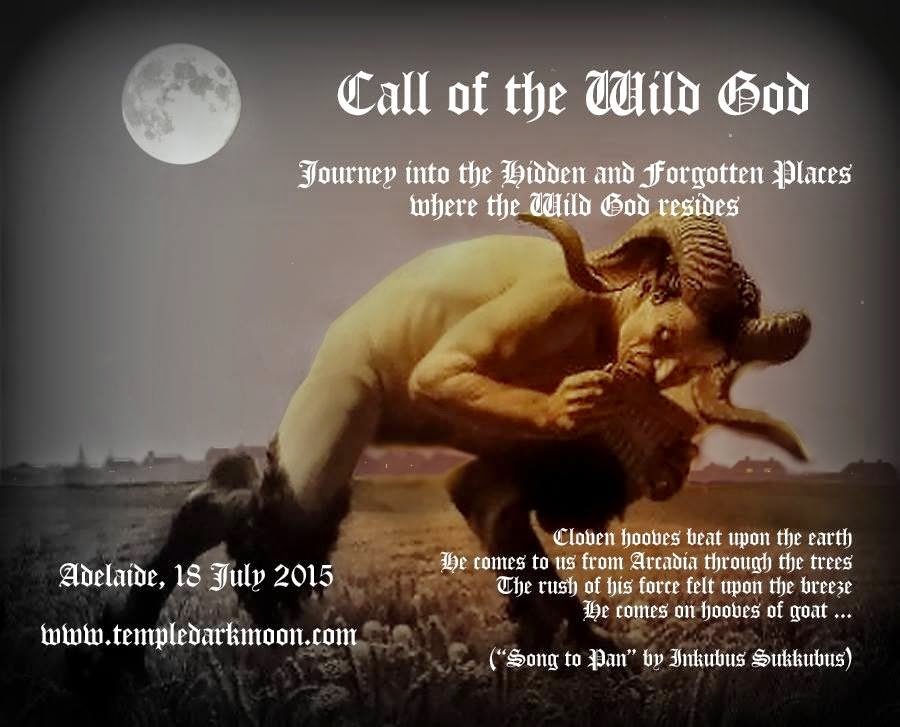 Call of the Wild God (Saturday, 18 July 2015)