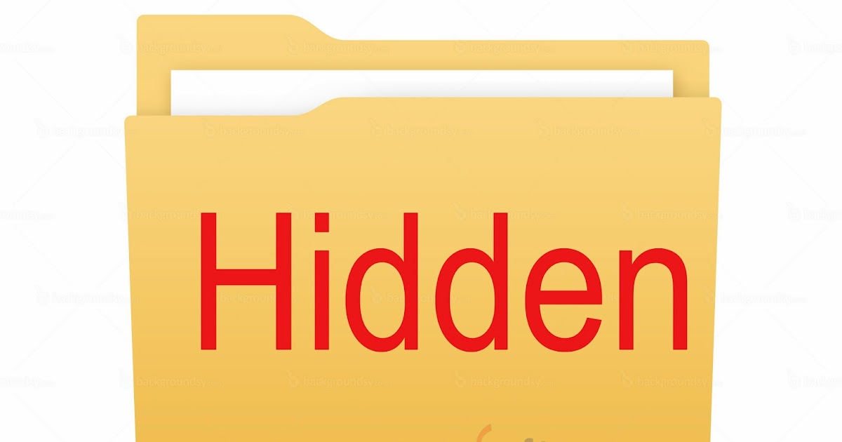 how to hide a folder in google drive