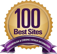 Many thanks to b12patch for adding my site into their 100 best sites for Fibro and CFS info - view the full list here!
