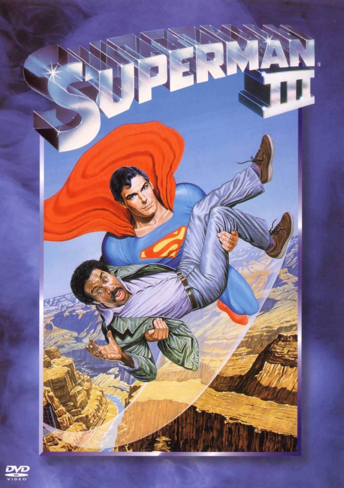Superman 3 – Dublado (1983)