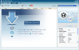 Any Video Converter Professional 3.5.1