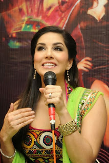Actress Sunny Leone Latest Pictures at Jackpot Movie Promotion  0046.jpg