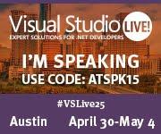 VS Live 2018 - Austin