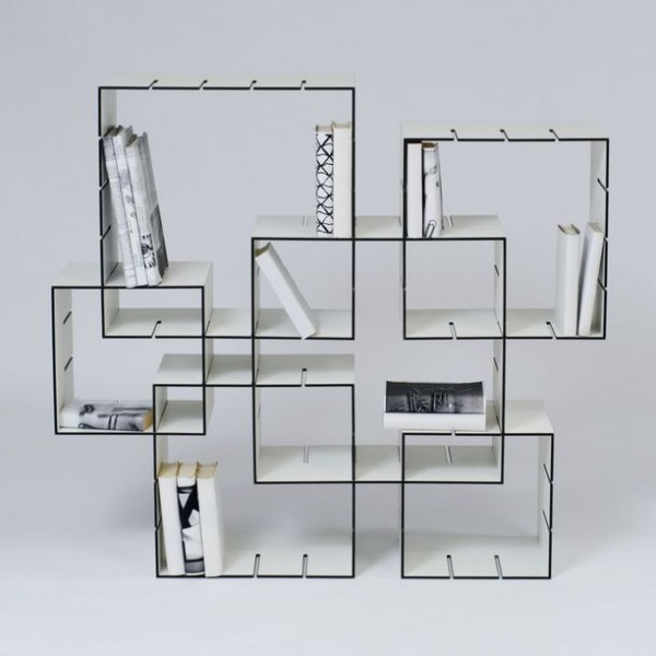 Konnex Slot-in Bookcase