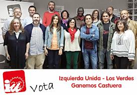 video candidatura IU castuera