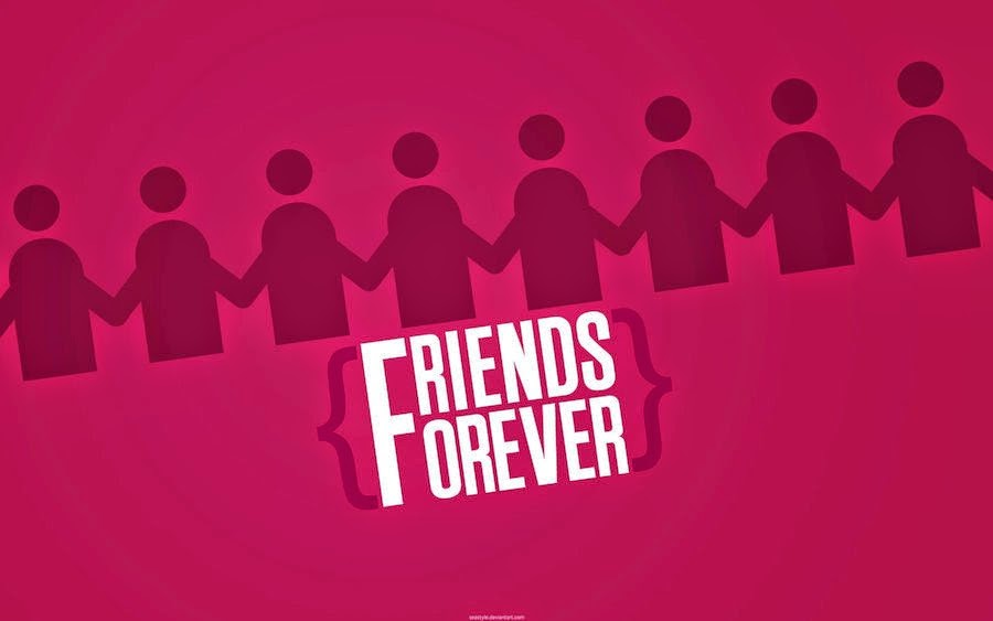 Happy Friendship Day 2014 HD Wallpapers
