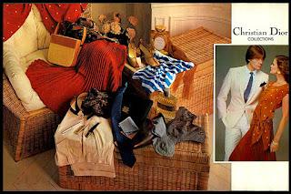 Christian Dior anos 70; oswaldo hernandez;