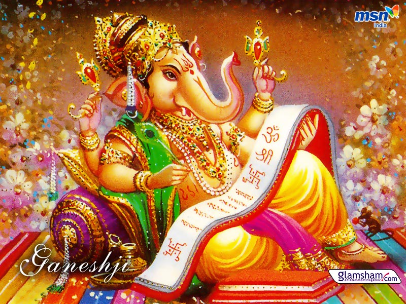 Lord Ganesh Devotional Wallpapers Divine Thought Temples