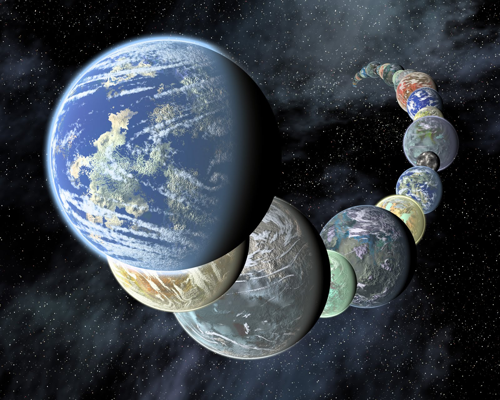Resultado de imagen de Planetas errantes