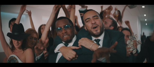 Vídeo -  Puff Daddy & The Family – Blow A Check (feat. French Montana & Zoey Dollaz)