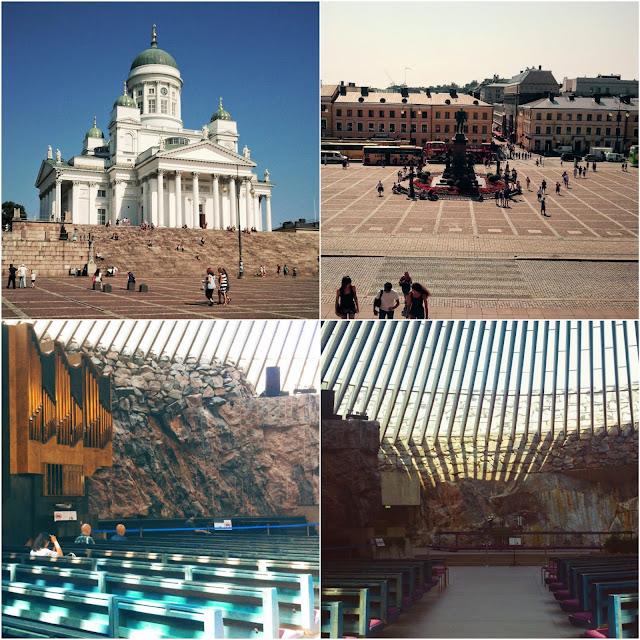 Helsinki, one day in Helsinki